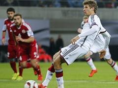 UEFA EURO 예선경기 10R  독일 2:1 조지아