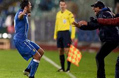 불가리아 2:2 이탈리아 하이라이트
