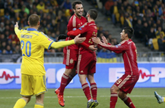 우크라이나 0:1 스페인 하이라이트