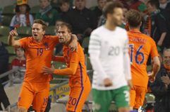 아일랜드 1:1 네덜란드 하이라이트