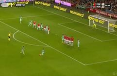 포르투갈 3:0 노르웨이 하이라이트