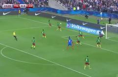 프랑스 3:2 카메룬 하이라이트