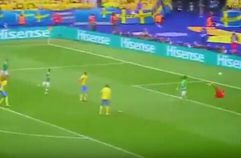아일랜드 1:1 스웨덴 하이라이트