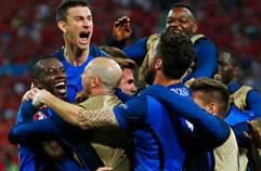 프랑스 2:0 알바니아 하이라이트
