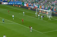 벨기에 3:0 아일랜드 하이라이트