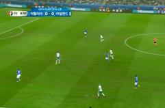 이탈리아 0:1 아일랜드 하이라이트