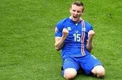 오스트리아, 아이슬란드에 1-2 패하며 16강 탈락