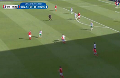 웨일스 1:0 북아일랜드 하이라이트