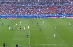 이탈리아 2:0 스페인 하이라이트