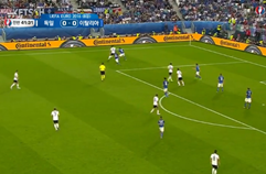 독일 1:1 이탈리아(승부차기 6:5) 하이라이트